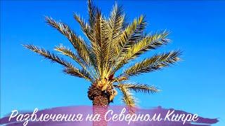 Развлечения на Северном Кипре Кайтсерфинг