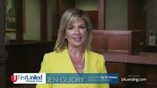 Jennifer Guidry-First United Mortgage