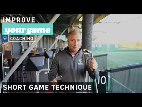 Short Game Technique - Golf Lessons with Topgolf