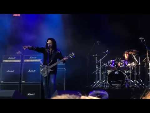 Gene Simmons Band - Live at Gröna Lund Stockholm 2018 - Full show