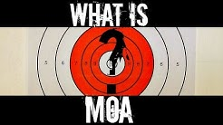 What is MOA ?  An easy to understand explanation