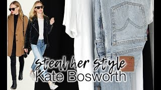 Steal her style: Kate Bosworth!