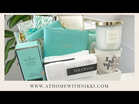 EASY DIY | HOW TO CREATE THE PERFECT GIFT  | PLUS HUGE RACHAEL RAY GIVEAWAY