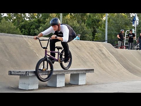 How to Smith Grind BMX