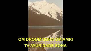 BUDDHA USHNISHA VIJAYA -  Lama Tashi