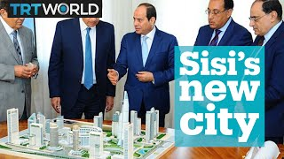 Egypt's new and controversial capital city
