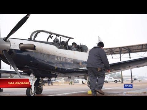 Truyền hình VOA 6/6/19: Mỹ 'cung cấp' máy bay huấn luyện T-6 cho Việt Nam
