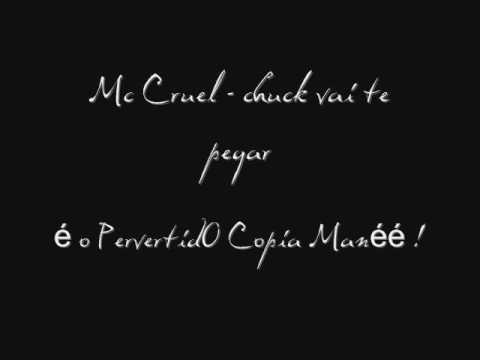 Mc Cruel - chuck vai te pegar