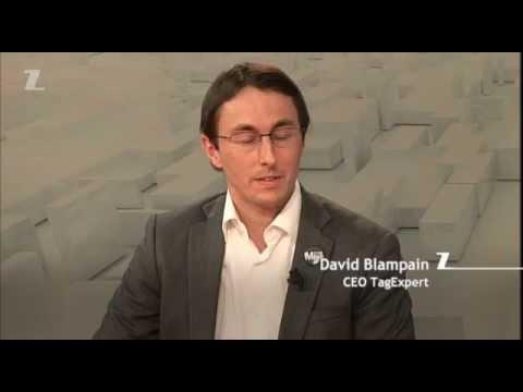 Intelligence Stratégique: statégie d'influence et e-reputation (Canal Z - David Blampain)