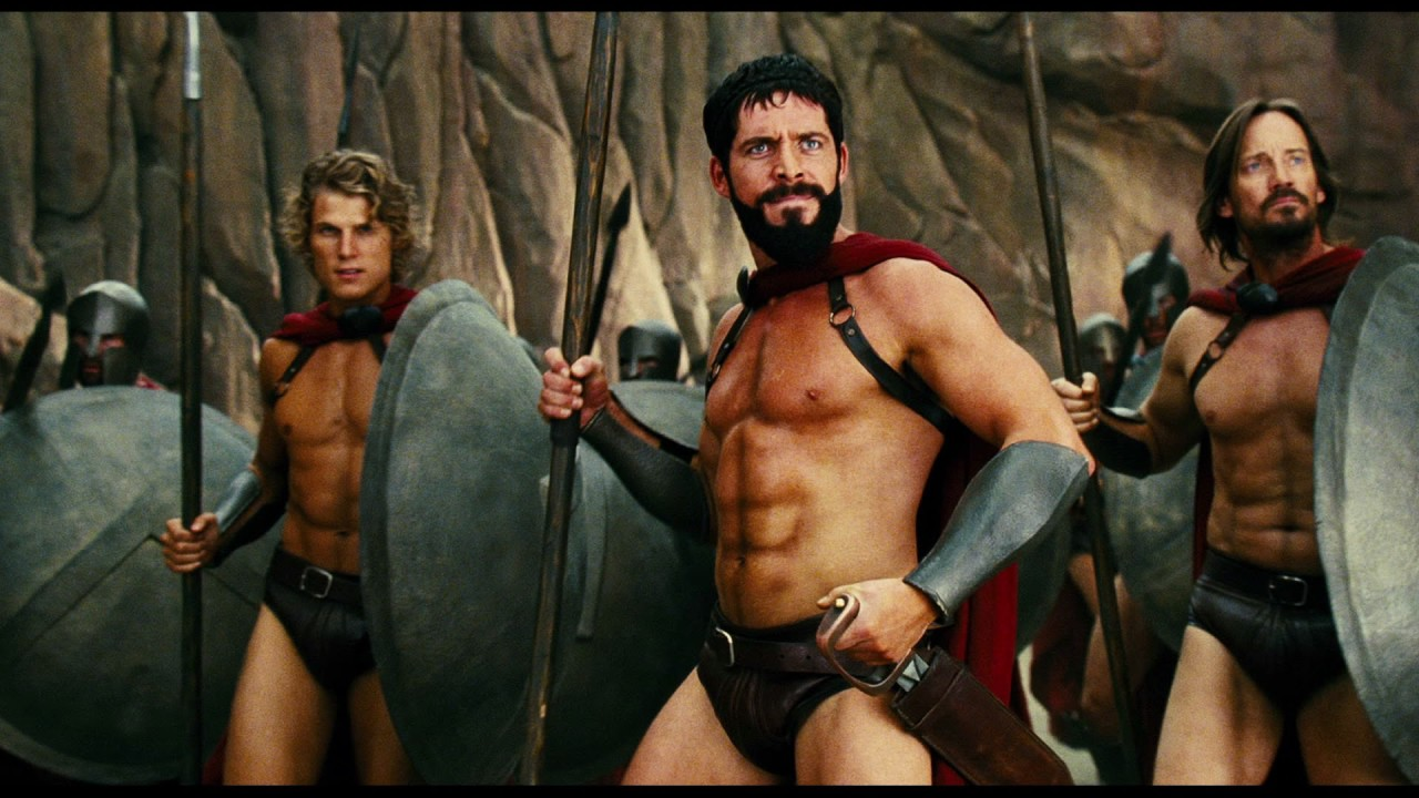 meet the spartans unrated online games