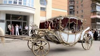 """ Kolya & Elina Wedding day!"" July 15, 2011. (Свадебный клип)"