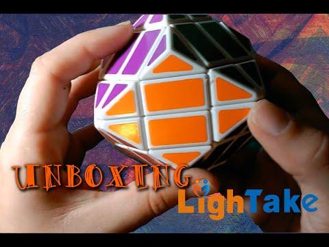 UNBOXIN LanLan 4-Layer Rhombic Dodecahedron - Lightake