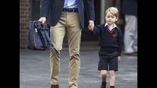 Вот почему принцу Джорджу нельзя появляться на публике в брюках!