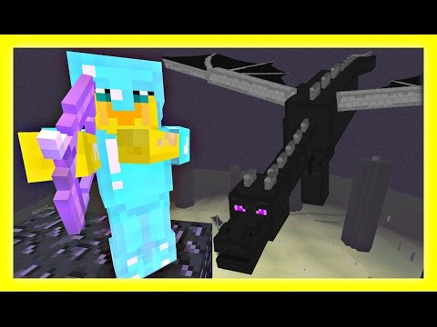 Feather Adventures : ENDER DRAGON - {200} - Sqaishey