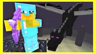 Feather Adventures : ENDER DRAGON - {200} - Sqaishey