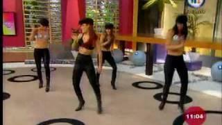 Mariana Y El Ballet De Venga La Alegria - Baila Esta Cumbia