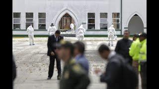 ¿Qué pasó en la Escuela de Cadetes General Santander?