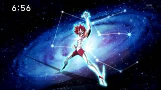 聖闘士星矢 Ω OST ペガサスのように  Pegasus no youni