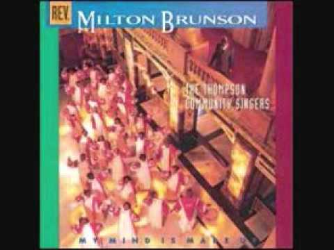 In My Name by Rev. Milton Brunson