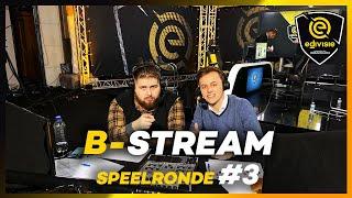 B-STREAM | SPEELRONDE 3 | eDivisie 2019-2020 FIFA20
