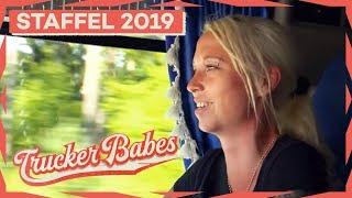 Anne genießt die schönen Seiten ihres Traumjobs | Trucker Babes | kabel eins