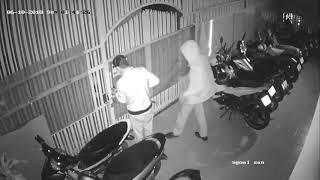 trộm xe đà lạt như phim hành động và cái kết sẽ NTN?