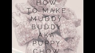 How To Make Muddy Buddy (aka Puppy Chow) To Celebrate The #d23fanniversary Home Edition