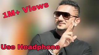 Choot V1 Yo Yo Honey Singh||Headphone wala song ||Latest Dj song 2020