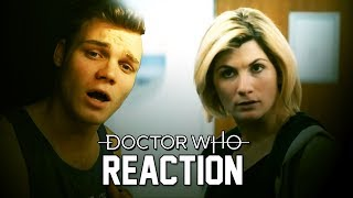 Doctor Who Series 11: Trailer 2 REACTION!