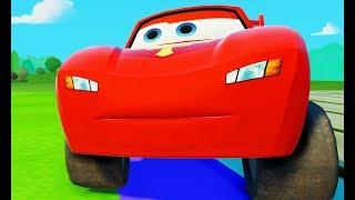 Мультик игра для детей про Машинки Гонки #МАКВИН Про машинки из мультфильм #ТАЧКИ для мальчиков