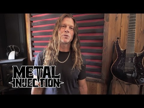 Chris Broderick of ACT OF DEFIANCE Gives A Tour Of His Home Studio | Metal Injection
