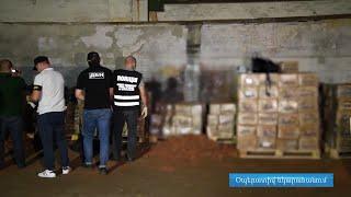 ՊԵԿ-ը 45 միլիոն դոլարի հերոին է հայտնաբերել խմորիչի փաթեթներում
