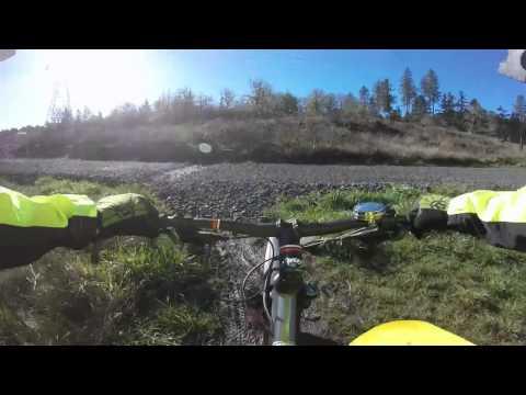 Ridgeline MTB Trail Eugene Oregon