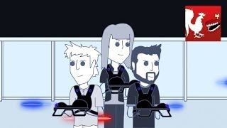 Rooster Teeth Animated Adventures - Lazer Tag Tales
