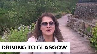 London To Glasgow | On Way | Rambo | Sahiba | Jan Rambo | Lifestyle With Sahiba