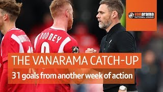 Vanarama National League Highlights: Wrexham and Harrogate continue to set the pace