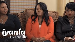 Iyanla confirms rita's big fear about leaving the house of healing | iyanla: fix my life | own