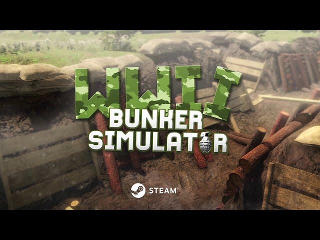 WW2: Bunker Simulator 💣 Angezockt | Review 💥 Gameplay Deutsch