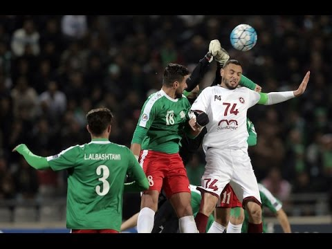 Al Wehdat Vs Nejmeh (AFC Cup 2017: Group Stage)