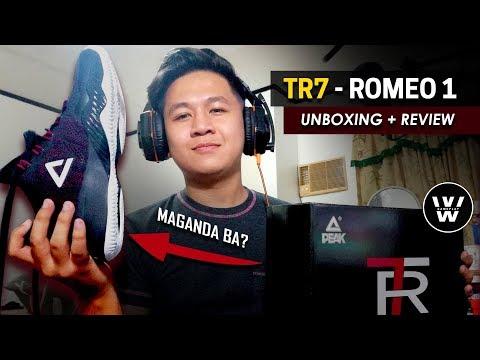 Bumili Ako Ng Signature Shoes Ni Terrence Romeo | Vlog#4 | Unboxing+Konting Review