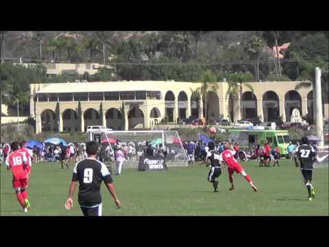 Kevin Yu (Class of 2017) soccer highlights from De Anza Force club and varsity games