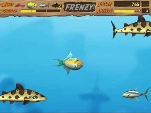 Feeding Frenzy 2 Stage 56: Tricky Treats