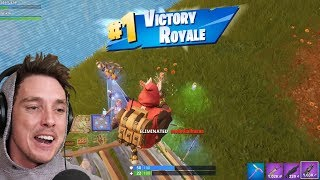 literally just lazarbeam and muselk playing fortnite