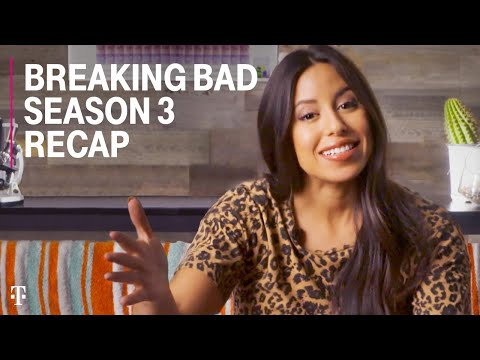 Breaking Bad: Season 3 RECAP | T-Mobile + Netflix On US