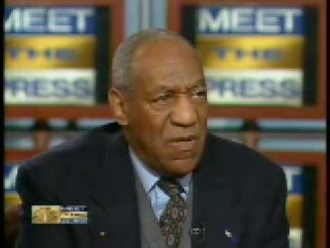 Bill Cosby-Come On People! Meet The Press