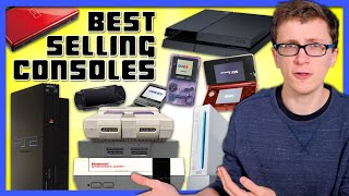 The Best Selling Consoles of All Time - Scott The Woz