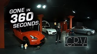 Gone in 360 Seconds: CPV (Pilot) [3D Live Action VR short film w/ spatial sound] thumbnail