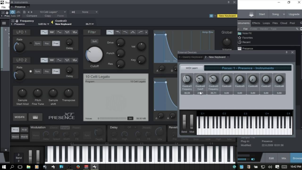 Plogue | Music Software | Developers - Software Synth ...