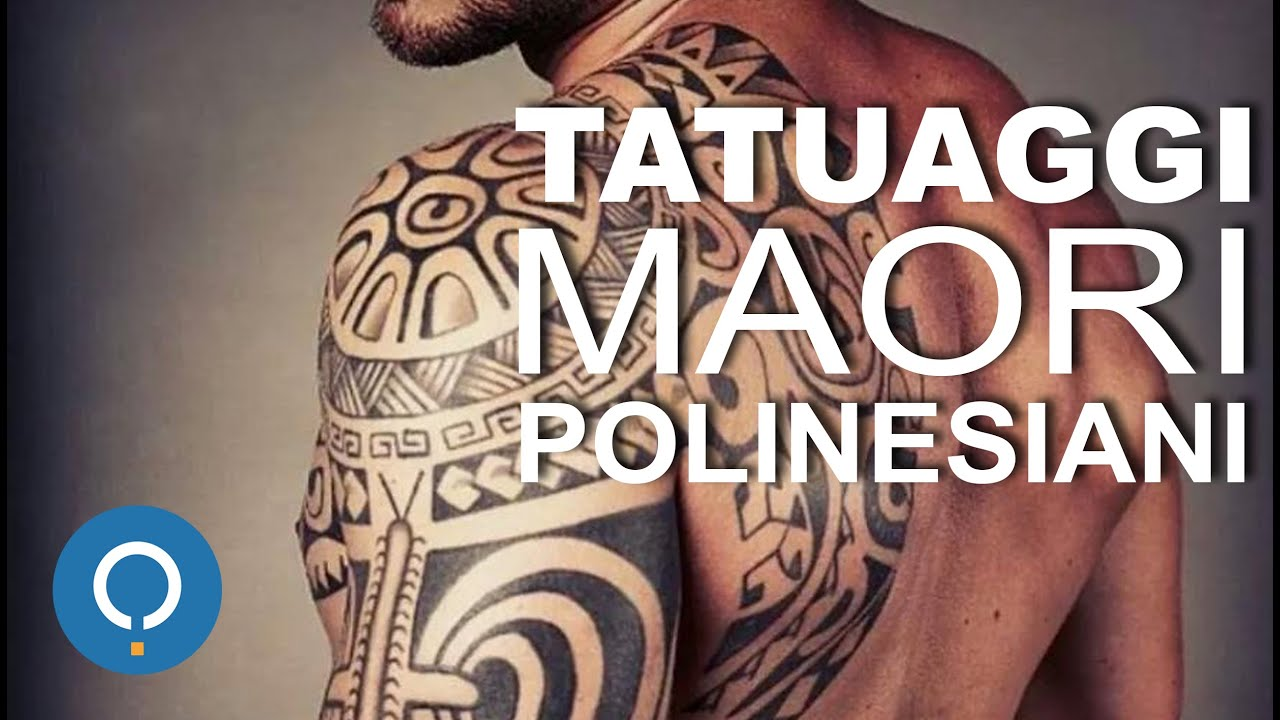 Tatuaggi maori e polinesiani significati e foto youtube altavistaventures Gallery