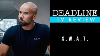 S.W.A.T. Review - Shemar Moore, Stephanie Sigman